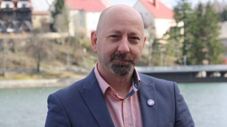 David Bregovac predsjednik laburisti načelnik općina fužine